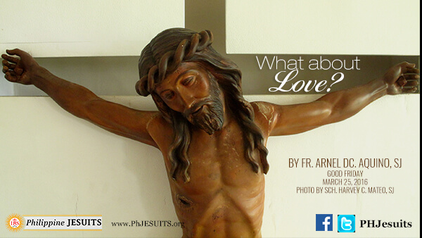 What About Love? (Good Friday)