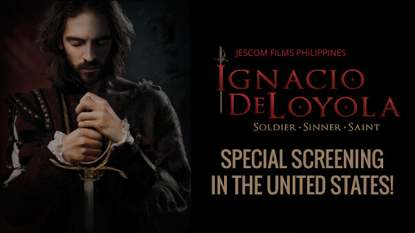 Ignacio de Loyola now showing in select US theaters (Press Release)