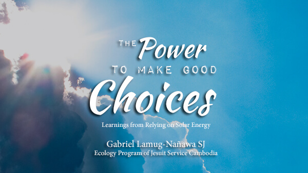 The Power To Make Good Choices