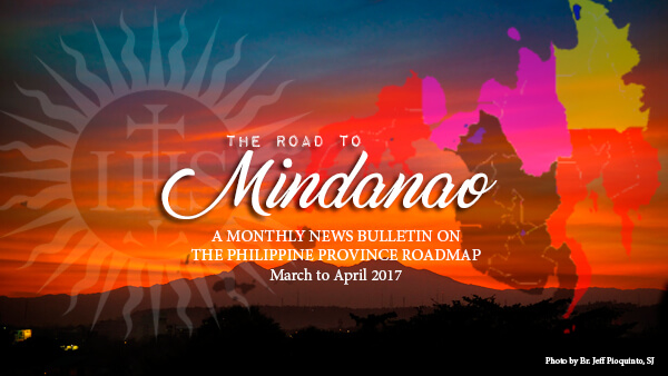 The Road to Mindanao (March to April 2017 Bulletin)
