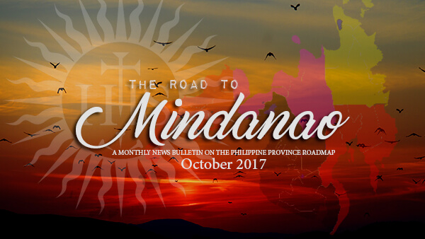 The Road To Mindanao (October 2017 Bulletin)