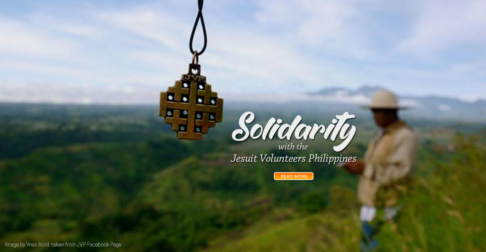 Philippine Jesuits   Go Where There Is GREATER NEED