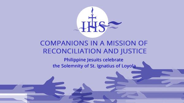 PH Jesuits celebrate Feast of St. Ignatius of Loyola