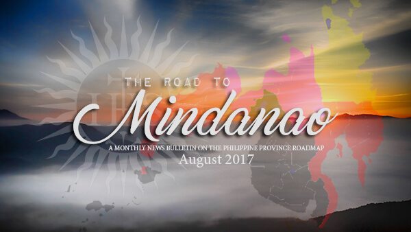 The Road to Mindanao (August 2017 Bulletin)