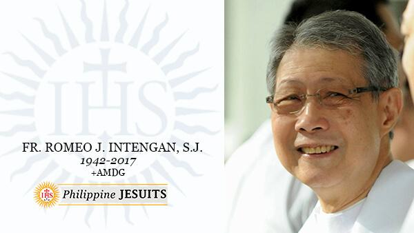 Fr. Romeo J. Intengan, SJ (1942-2017)