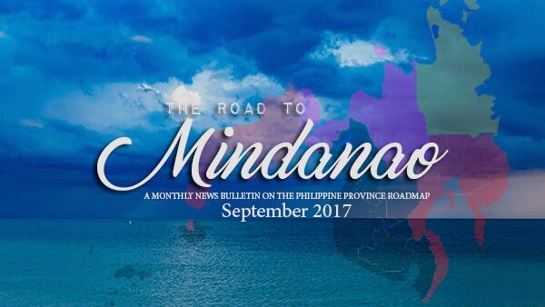 The Road to Mindanao (September 2017 Bulletin)
