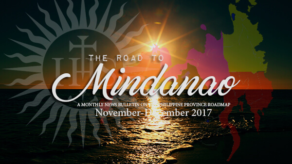 The Road to Mindanao (November-December 2017)